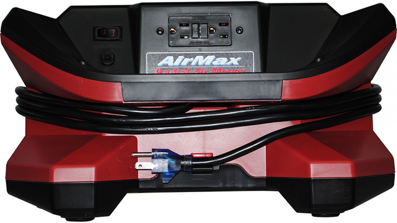 Phoenix Airmax Radial Air Mover Red