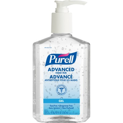 Désinfectant à main Advanced  Purell  236ml