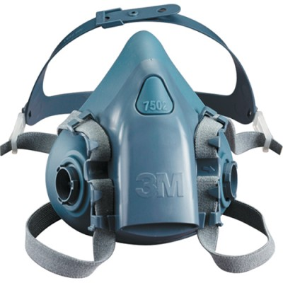 3M Demi-masque de protection Serie 7500