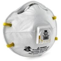 3M 8210V N95 Particulate Respirators