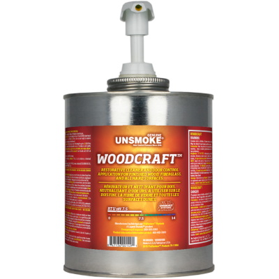 Unsmoke Woodcraft Restoration Cleaner