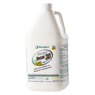 Benefect  Désinfectant Decon 30