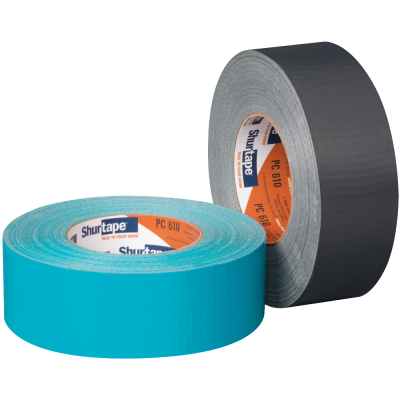 Ruban en toile gris 2''  Duct Tape (Performance Abatement) de ShurTape